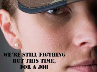 veterans1 WomanNeedingJob